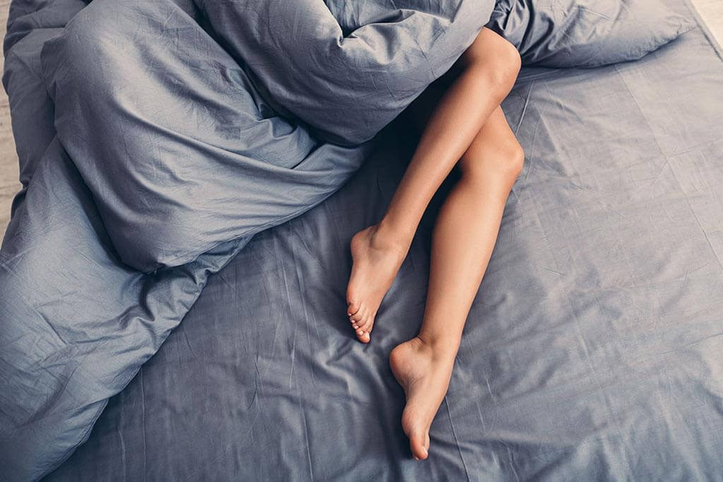 Here's Why You Should Sleep Naked